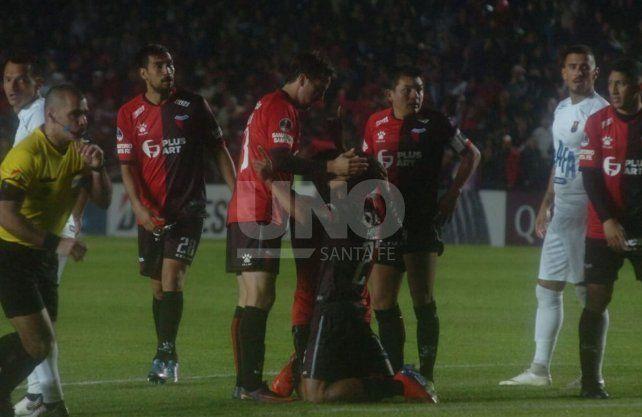El uno por uno en la goleada de Colón a Zulia para seguir en la Copa