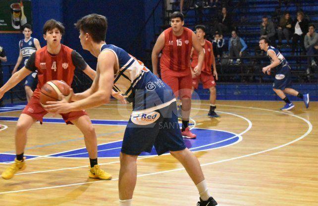 Se disputó la 2ª fecha del Torneo Dos Orillas U19