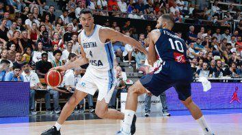argentina dejo lyon con un duro reves ante francia