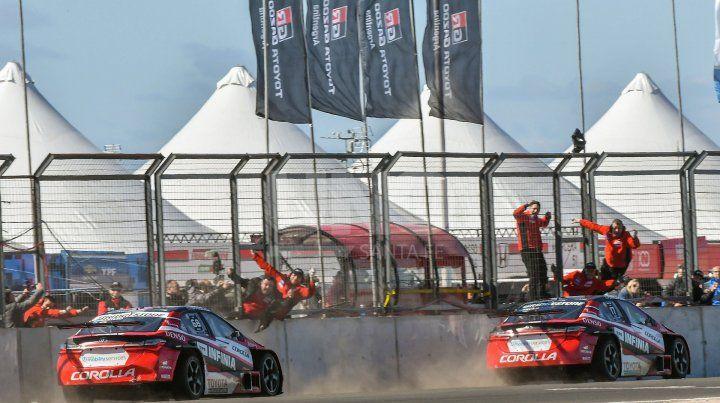 Contundente victoria de Rossi en San Nicolás