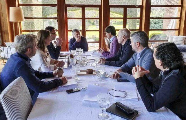 Lacunza: El presidente me transmitió las prioridades de la gestión de los próximos meses