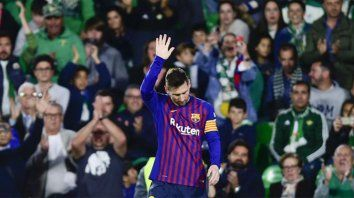 messi integro el equipo ideal de la uefa