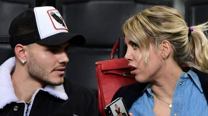 Wanda Nara le cerró la puerta de arribo de Mauro Icardi a Monaco