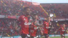 Morelo: seis goles en ocho partidos como titular en Colón