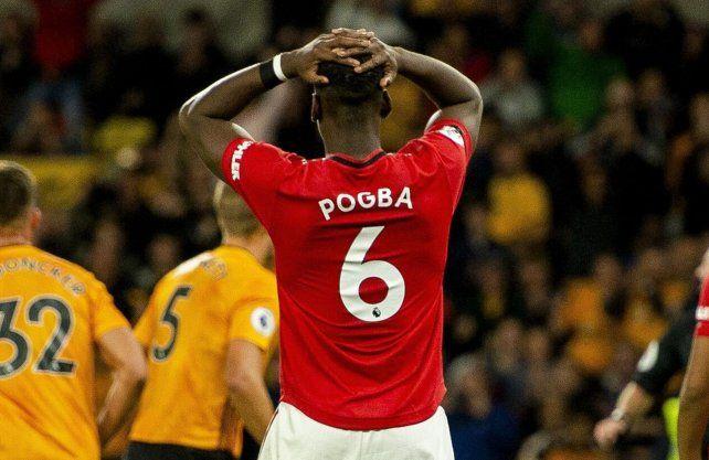 Insultos racistas para Pogba por un penal errado