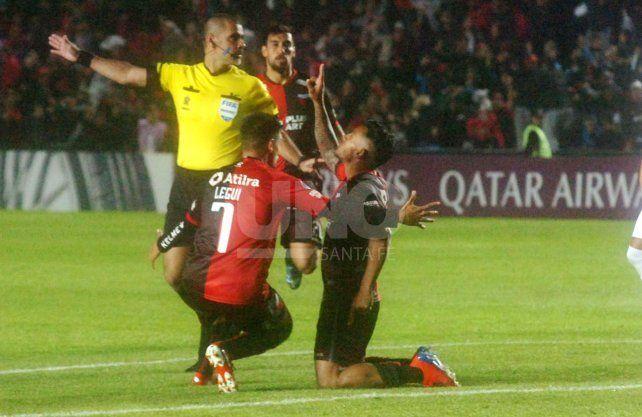 Wilson Morelo, la Figura de la Semana en la Copa Sudamericana