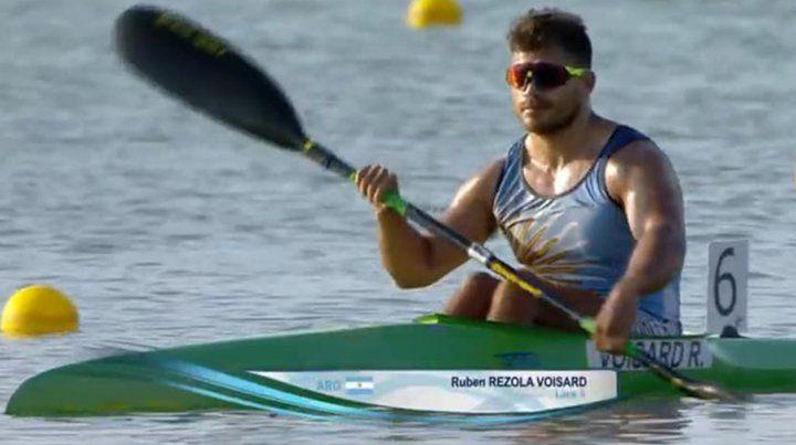 Rubén Rézola logró el pasaje a las semifinales
