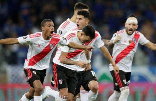 River recibe a Cerro Porteño por los cuartos de final