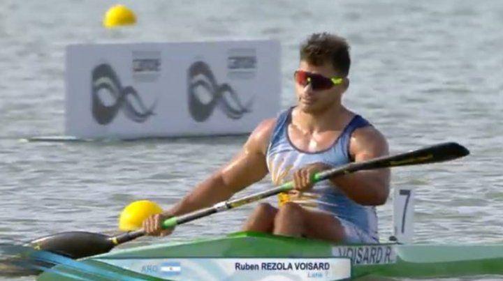 Rubén Rézola competirá por la final C