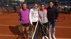 exitoso torneo de tenis el jockey club