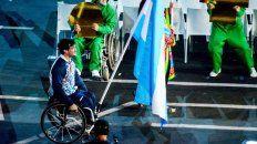 los juegos parapanamericanos estan en marcha