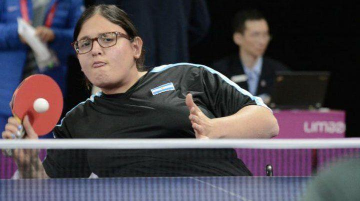 Kuell ganó la 1ª medalla para Argentina en los Parapanamericanos