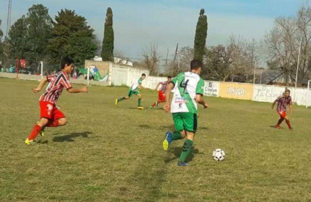 Los resultados de la 1ª fecha torneo Clausura Alberto Mendoza
