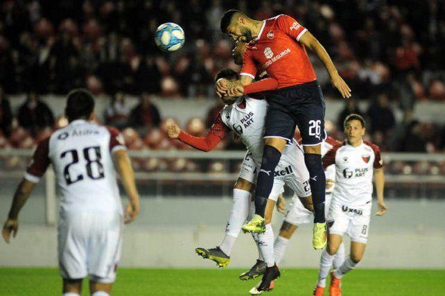 El uno por uno de Colón en la derrota ante Independiente