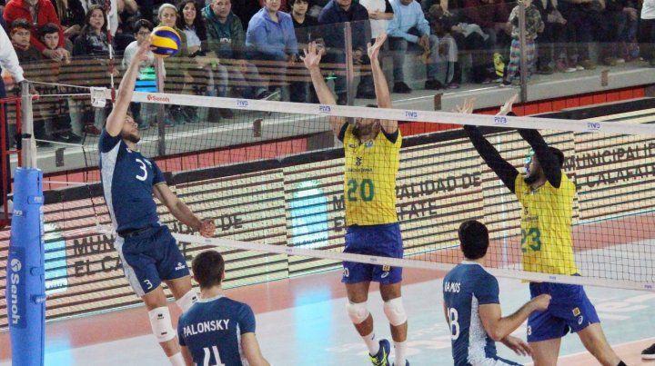 Brasil igualó la serie en el Calafate