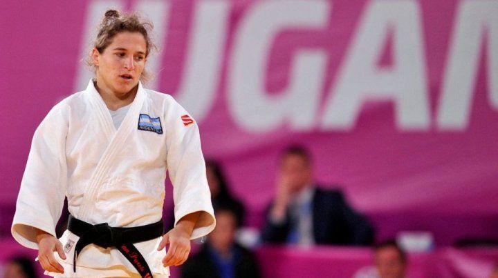 Pareto perdió en el repechaje y quedó sin medallas en el Mundial de Tokio