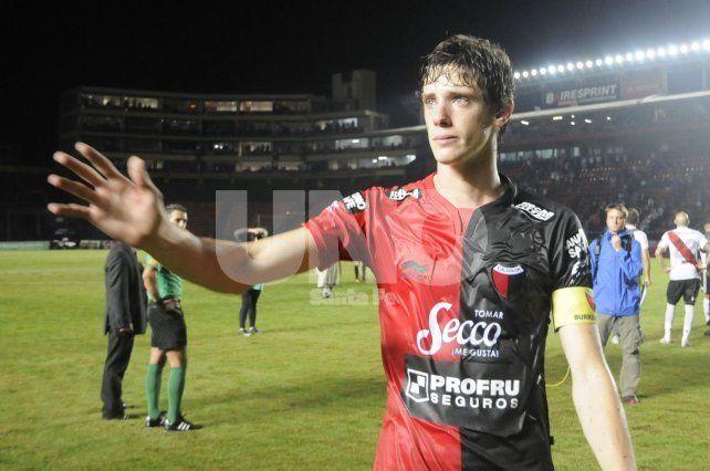 Colón sueña con repatriar a Germán Conti para la Sudamericana