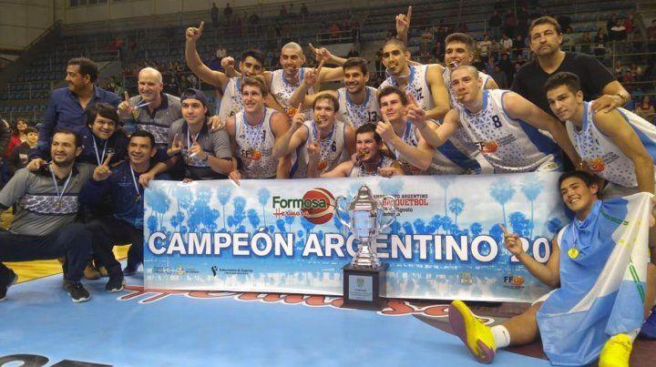 Formosa se coronó campeón Argentino y Santa Fe fue cuarto