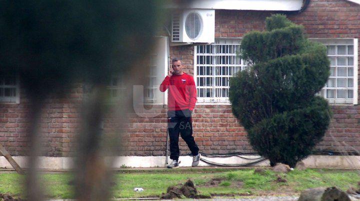 Pablo Lavallén dirigió el entrenamiento y se resiste a irse