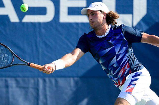 Rápido adiós para Marco Trungelliti en el US Open