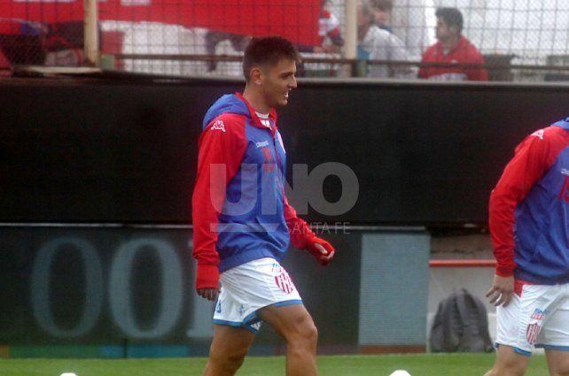 Cavallaro está en duda para jugar ante San Lorenzo