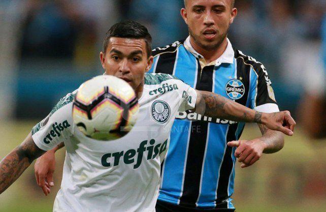 Palmeiras y Gremio dirimen el primer semifinalista de la Libertadores