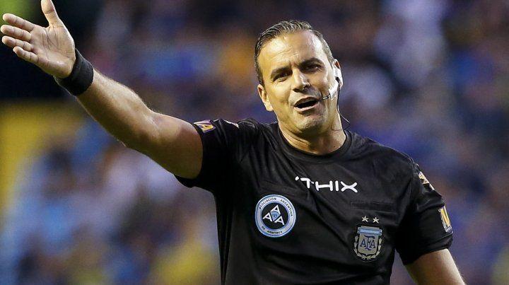 Ariel Penel, ¿es un árbitro confiable para Colón?
