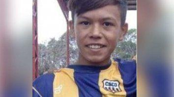 Diego Román, de 12 años.