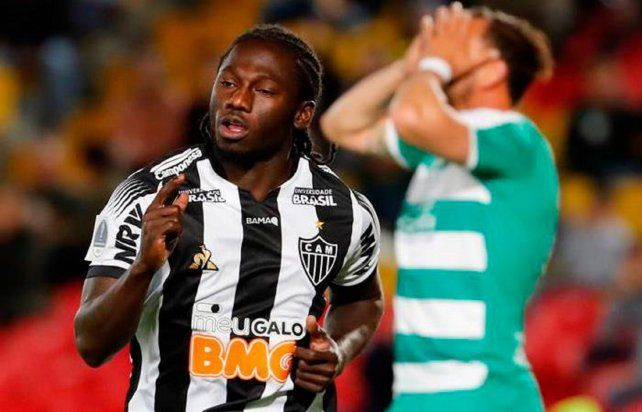Atlético Mineiro será rival de Colón en semifinales de Copa Sudamericana