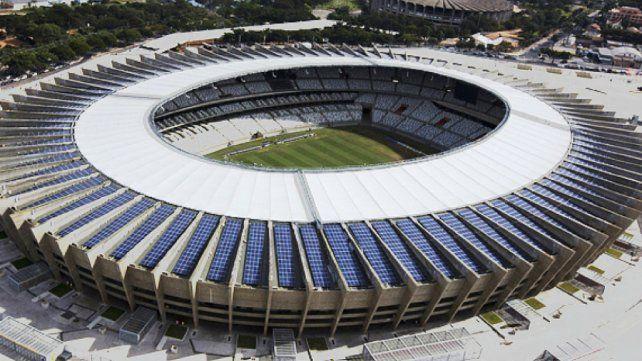 La revancha ante Atlético Mineiro se jugará en el Mineirao