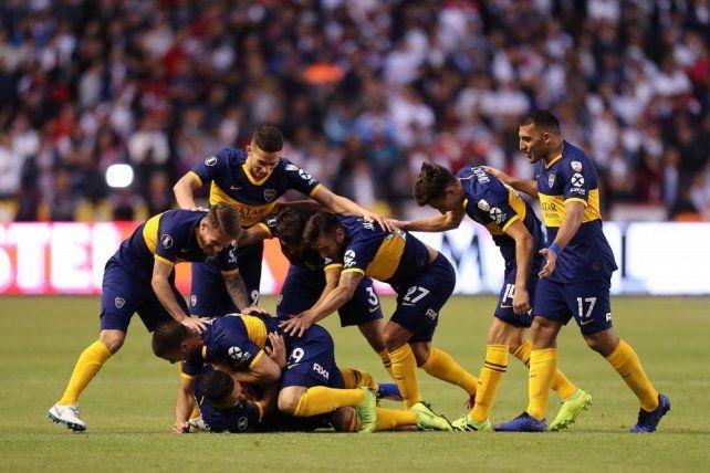 Boca busca las semifinales de la Copa Libertadores