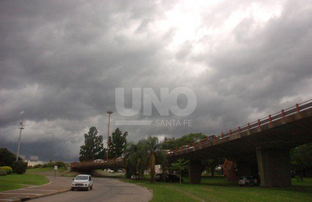 Santa Fe bajo alerta por tormentas intensas