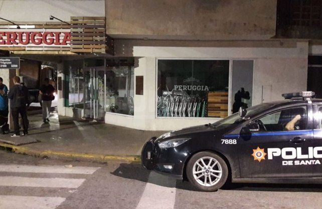 Ola de robos en la zona céntrica: ahora le tocó a una heladería y una panadería