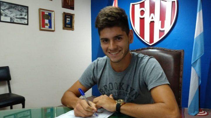 ¿Quién es Gastón Comas, el juvenil volante que debutará ante San Lorenzo?