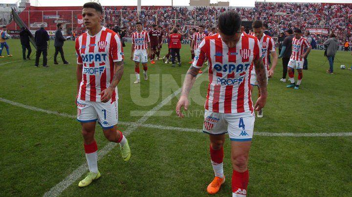 Los concentrados de Unión con grandes sorpresas para visitar a San Lorenzo