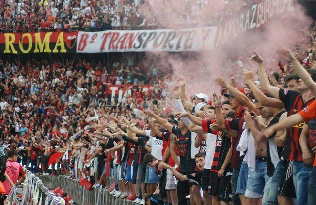 ¿Cuál será la capacidad del estadio para los hinchas de Colón?