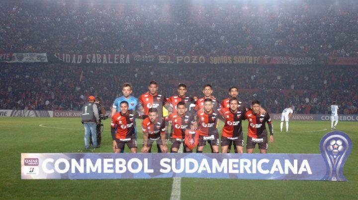 Colón jugará el jueves 19 de septiembre como local ante Atlético Mineiro