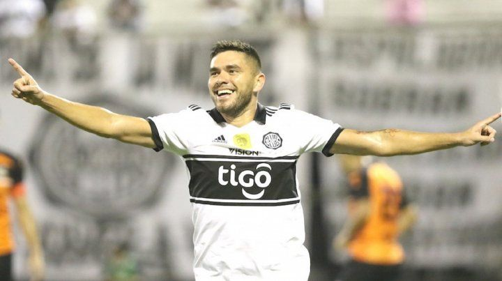 Colón sumará un delantero paraguayo