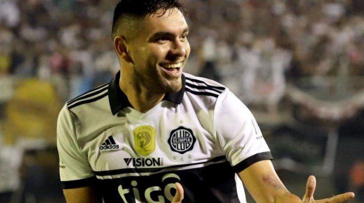 ¿Quién es el Sicario Ortega, el nuevo goleador que tendrá Colón?