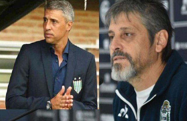 Banfield y Gimnasia (LP) se quedaron sin entrenadores