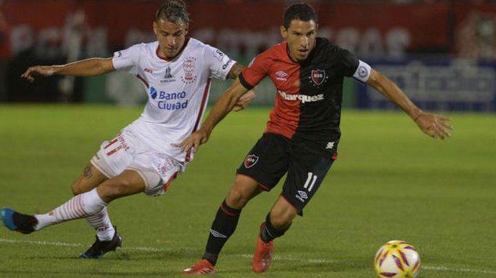 Newells buscará reencontrarse con el triunfo ante Huracán en Rosario