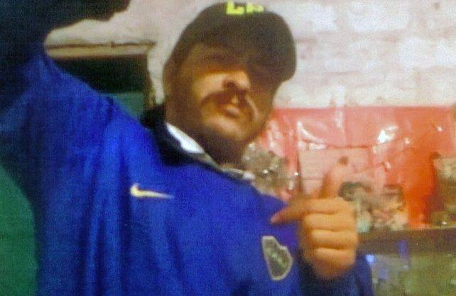 Sergio Emenuel Ludueña.