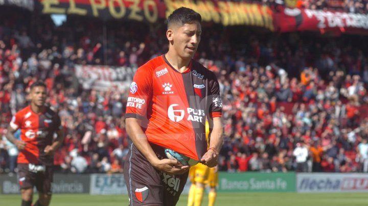 Rodrigo Aliendro se pierde la final de la Copa Sudamericana