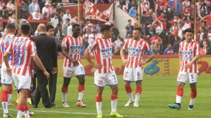 El peor arranque de Unión en Superliga