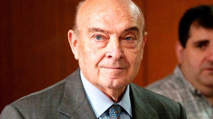 El ex ministro de Economía Domingo Cavallo.