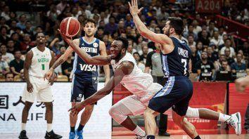 argentina y rusia aseguraron el boleto a la segunda ronda
