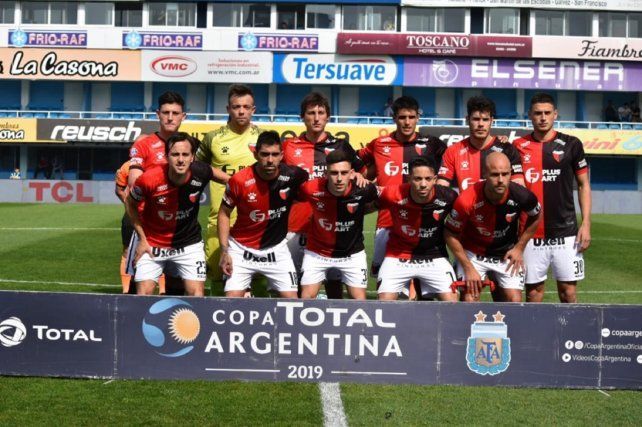 Colón jugará el martes 10 de septiembre por Copa Argentina