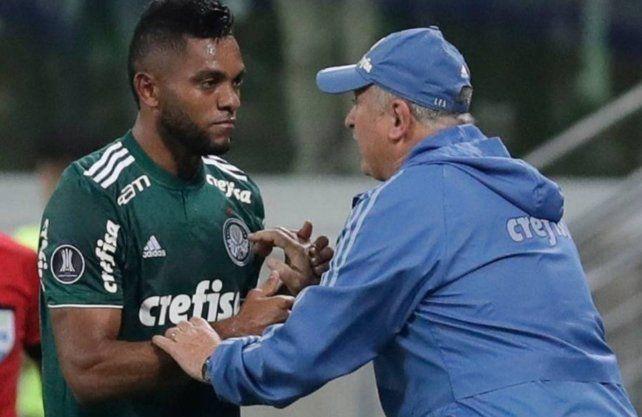 Palmeiras despidió a Felipe Scolari