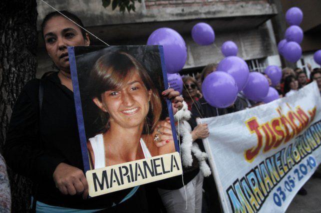 Marianela Brondino murió a los 25 años luego de ser atacada por delincuentes.