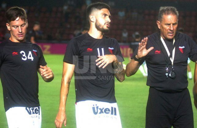 Celis será el refuerzo para la reserva de Colón en la Copa Santa Fe